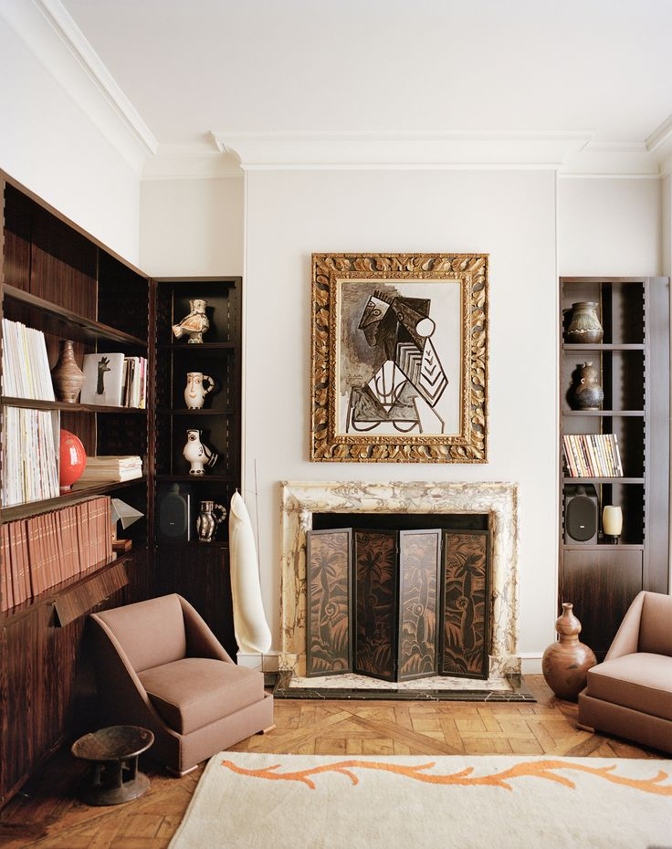 Beauty Guru Terry de Gunzburg´s Manhattan apartment and her  Pablo Picasso collection