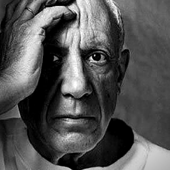Quotes and inspiration from Celebrity   QUOTATION – Image :    As the quote says – Description  Pablo Picasso: What is a face really? Its own photo? Its make-up? Or is it a face as painted by such or such painter? That which is in front? Inside? Behind? And the rest? Doesn't...