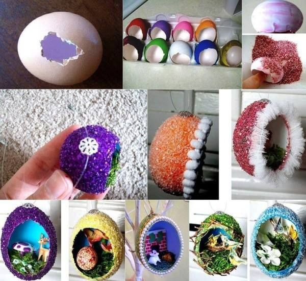 This is a stunning DIY Easter Home Craft!