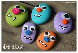 Paws to Read Summer Reading - Pet Rocks - Fort Bragg Library