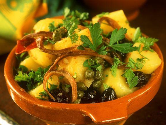 Die besten 25+ Mediterraner kartoffelsalat Ideen auf Pinterest - leichte mediterrane k che rezepte
