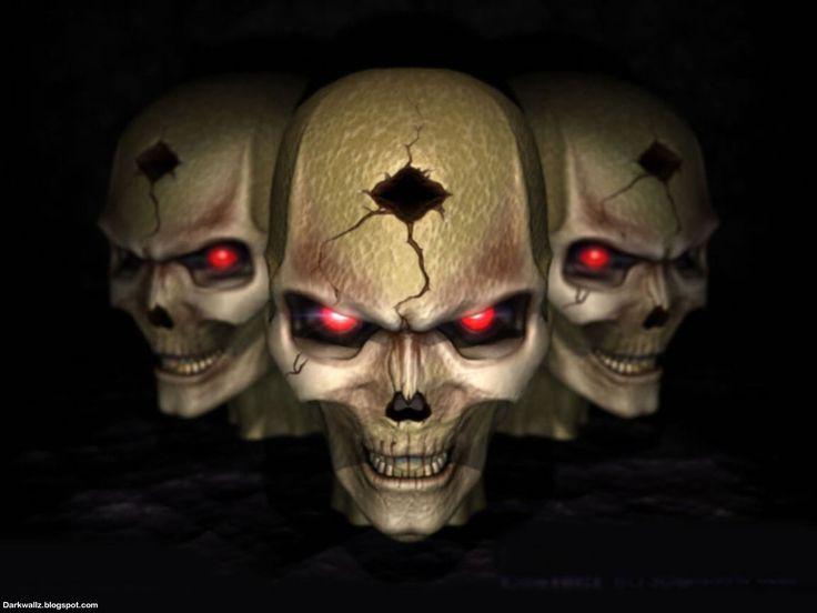 Skulls Wallpapers 70 | Dark Wallpaper Download