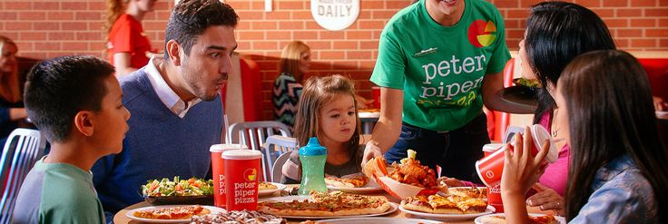 Peter Piper Pizza Online Ordering -