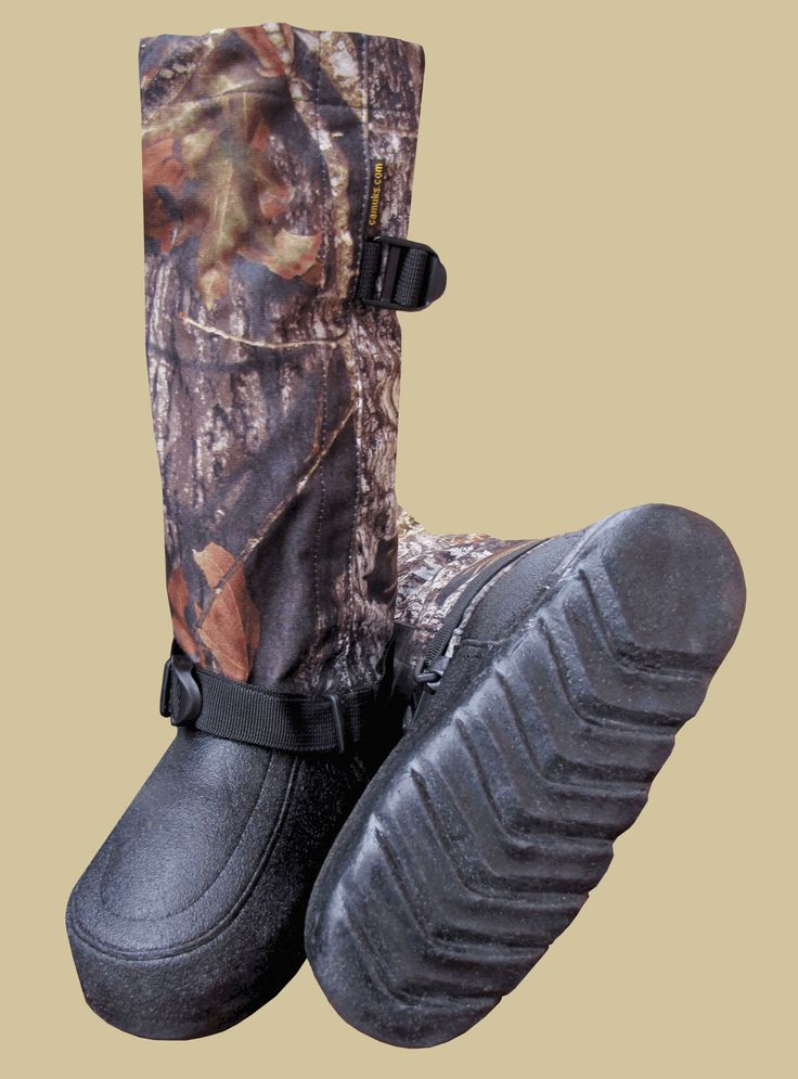 Camuks ice fishing boots from Steger Mukluks