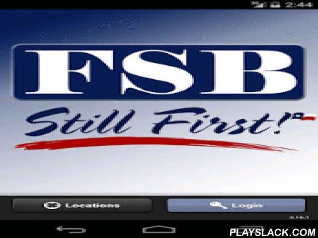 First State Bank Central Texas  Android App - playslack.com , First State Bank Central Texas Mobile Banking solution enables bank customers to take us with you when you go! To access Mobile Banking, you must be a NetTeller customer first. You may enroll in Mobile Banking through NetTeller Online Banking.Use your Android device to initiate routine banking transactions such as view account balances and transaction history, view account alerts, initiate account transfers and pay bills all from…