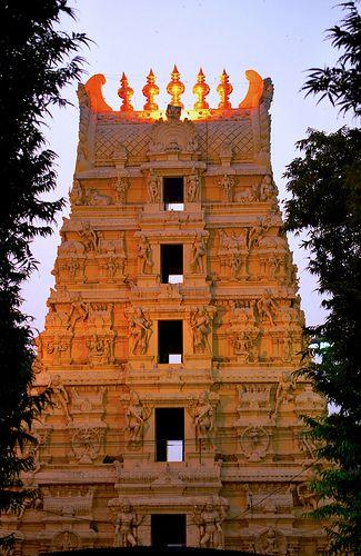 Srisailam Shiva Temple