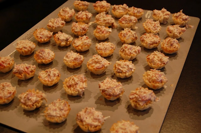Rotel Cups-Awesome Appetizer