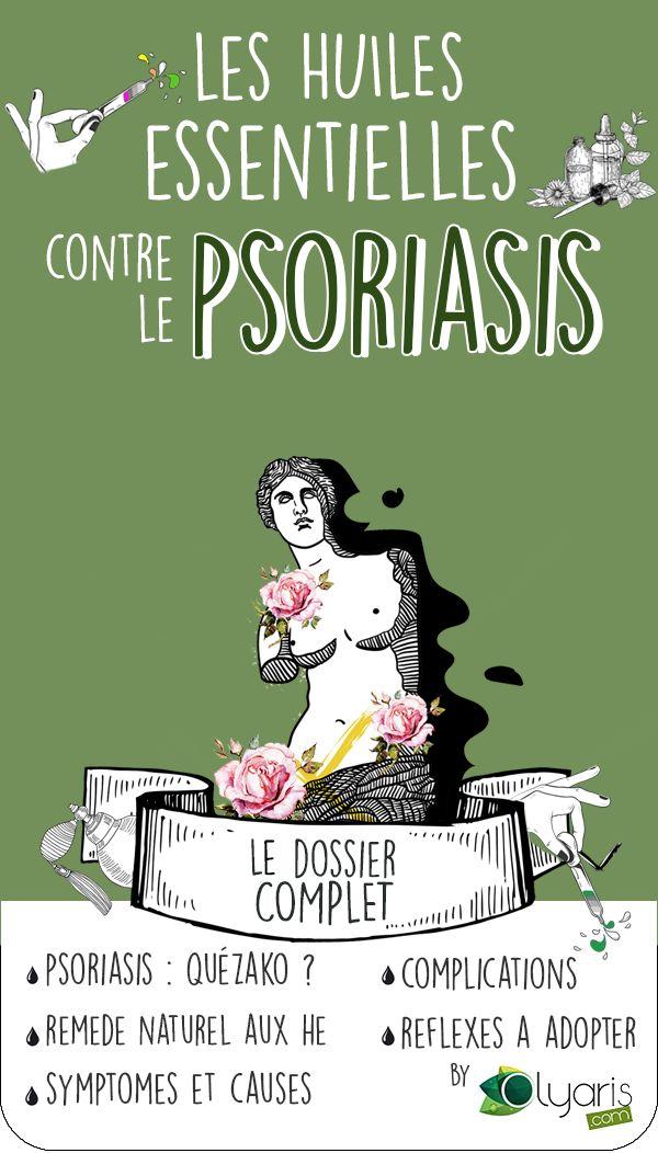 psoriasis cuir chevelu huile essentielle