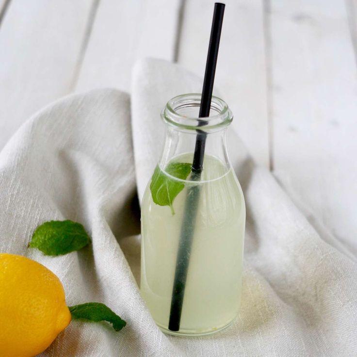 Lemoniada według przepisu z 1895 roku