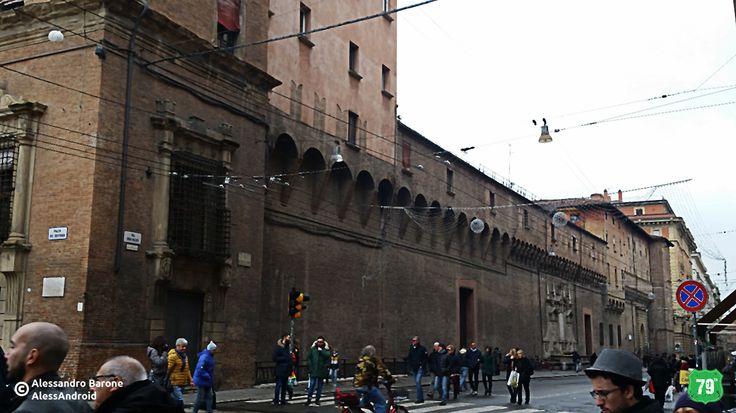Palazzo della Biblioteca #Bologna #EmiliaRomagna #Italy #Italia #79thAvnue #EIlViaggioContinua #AlwaysOnTheRoad