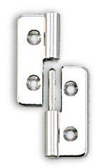 """1-5/8"""" Stainless Steel Lift off Hinge"""