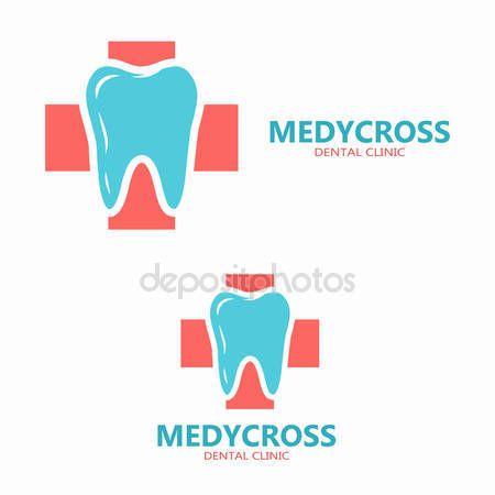 Скачать - Здравоохранения, медицинской или стоматологической логотип. Векторные иконки зуба — стоковая иллюстрация #86638026