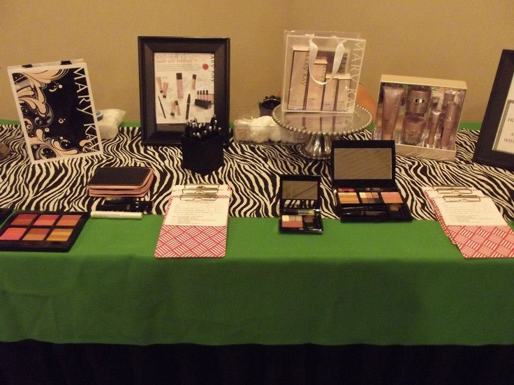 13 best images about mary kay vendor tables on pinterest for Decor vendors