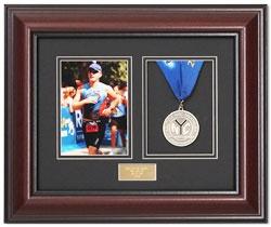 Marathon Frame for Medal + Photo