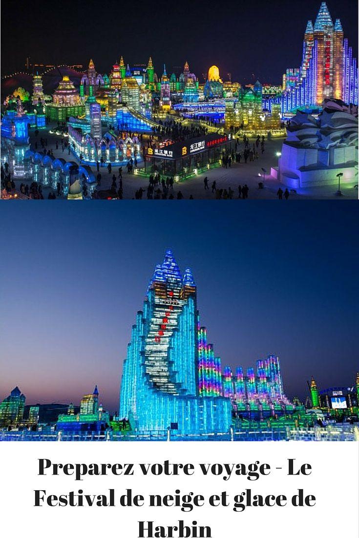 Preparez votre voyage à Harbin