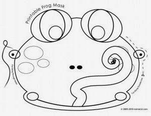 Μικροί μπελάδες: Ας μεταμφιεστούμε σε ζωάκια: 12 τσαχπίνικες μάσκες έτοιμες για εκτύπωση.!