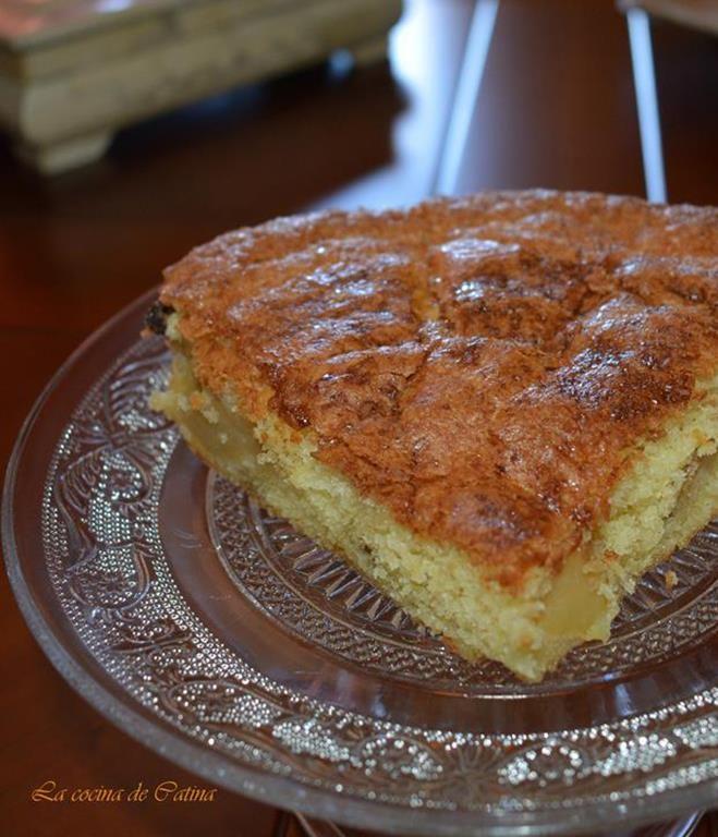 La cocina de Catina: Pastel danés de manzana