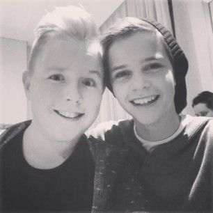 ethan and robbie