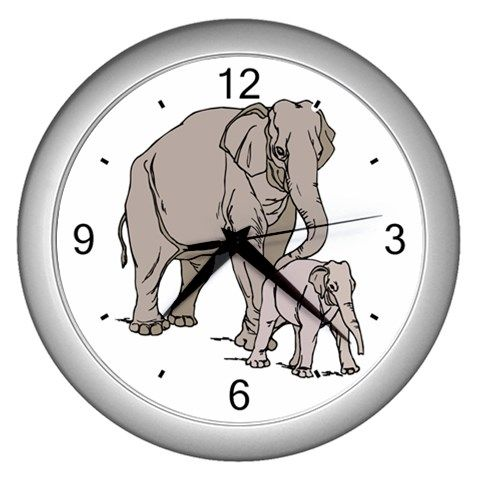 Personalize this Animal Wall Clock or over 300 other photo ...