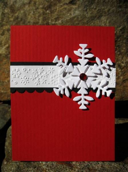 1753 best handmade christmas cards images on pinterest for Elegant homemade christmas cards