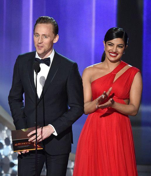 Priyanka Chopra as a presenter again in 69 Primetime Emmy Awards