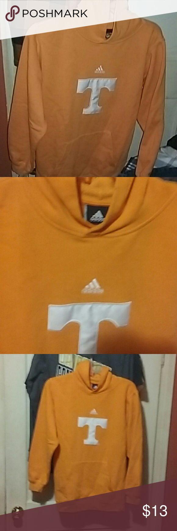 Adidas Tennessee Volunteers hoodie UT Football hoodie brand new small adidas Shirts Sweatshirts & Hoodies