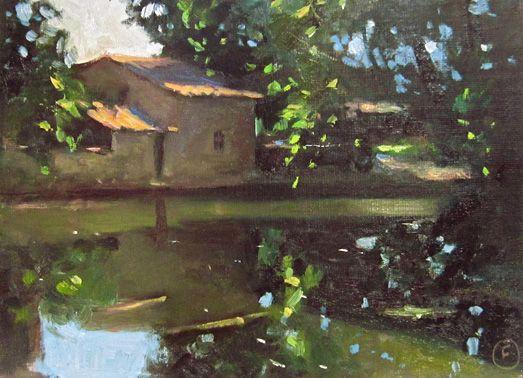 Nigel Fletcher, Shadows on the Water