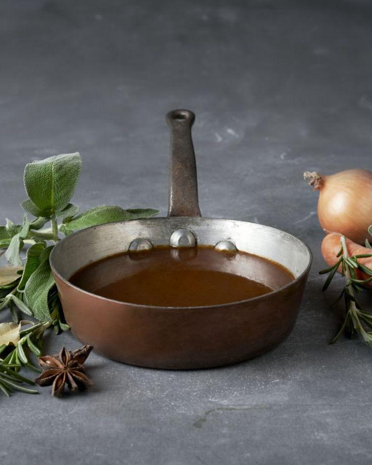 Gravy is een Engelse term voor vleesjus. Een echte klassieker op de (Britse) feesttafel. Deze zalige saus moet je proberen!