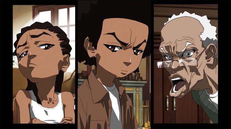 The Boondocks Season 03 Episode [ 11 - 15 ] - The Boondocks Full Episode...