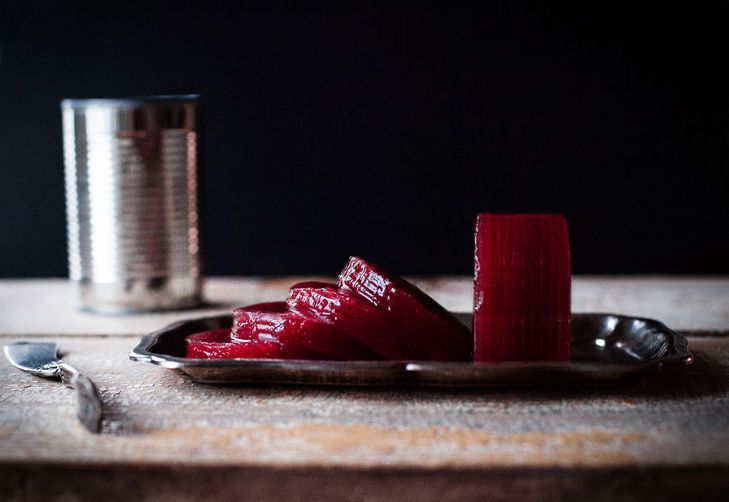 A homemade canned cranberry sauce with all the Thanksgiving tradition, but none of the store-bought flavor.