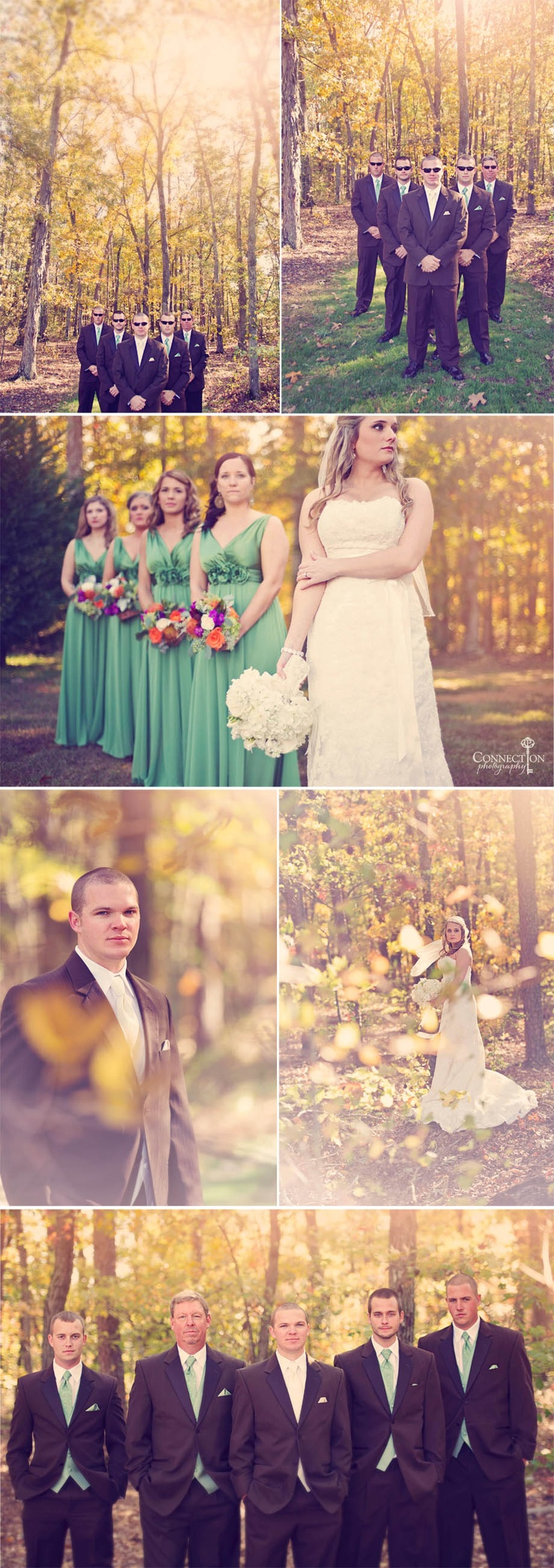 groomsmen and bridesmaids poses - I like the top one of the girls if we had some attitude!