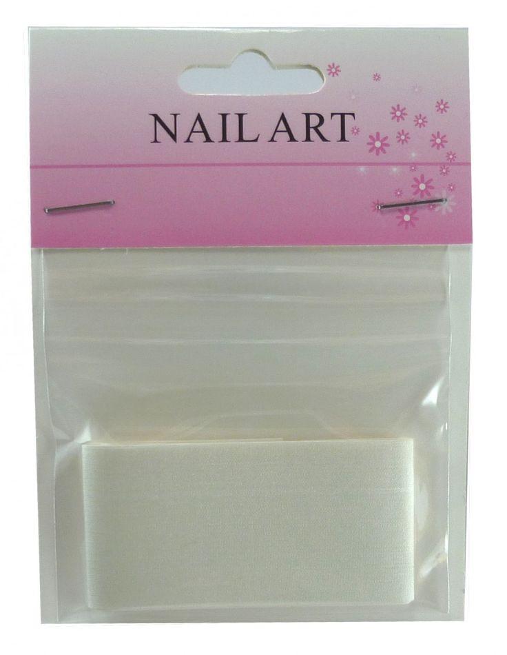 The Nail Shop  - Adhesive Silk Nail Wraps for Nail Enhancements (100cm X 3cm), $6.55 (http://www.thenailshop.com.au/adhesive-silk-nail-wraps-for-nail-enhancements-100cm-x-3cm/)