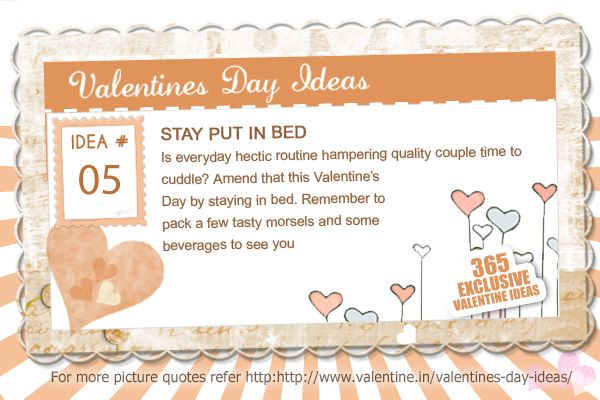 Valentines Day Ideas #5