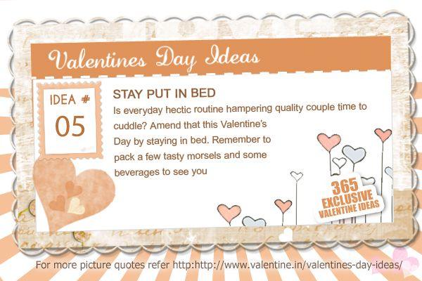 Valentines Day Ideas #5