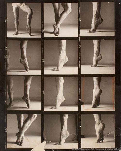 Richard Avedon (American, 1923–2004) Rudolf Nureyev's Calf, mid-20th century…