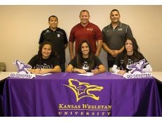 VVC sends three more Kansas Wesleyan University   valley, kansas, victor - JC Soccer - Victorville Daily Press
