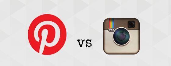 ¿Pinterest o Instagram? Duelo de titanes http://www.hoteljuice.com/marketing-online-hoteles/pinterest-o-instagram-duelo-de-titanes