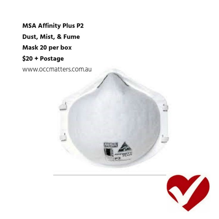 A top range, disposable respirator, Affinity provide superior fit, comfort and performance  Providing Class P2 protection the Affinity range features a collapse resistant design  range provides protection against dust, mist and fumes associated with masonry, wood, metalwork, welding and general mining   | Shop this product here: http://spreesy.com/occmatters/17 | Shop all of our products at http://spreesy.com/occmatters    | Pinterest selling powered by Spreesy.com