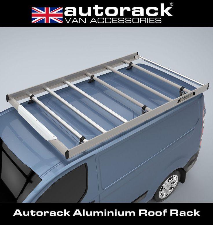 Renault Traffic Autorack Aluminium Van Roof Rack for SWB L1-H1 (Mk1 - 2001-14) #AUTORACKROOFRACKS