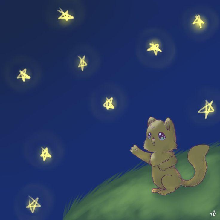 My special wish by Mizu-witch