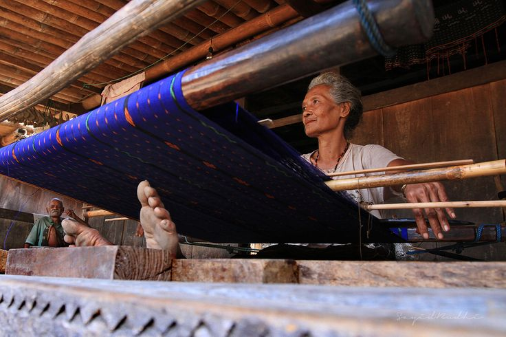 Weaving | by Sayid Budhi
