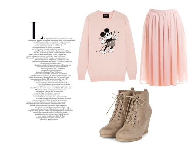 """""""Minnie"""" by simdanjoh on Polyvore featuring Markus Lupfer"""