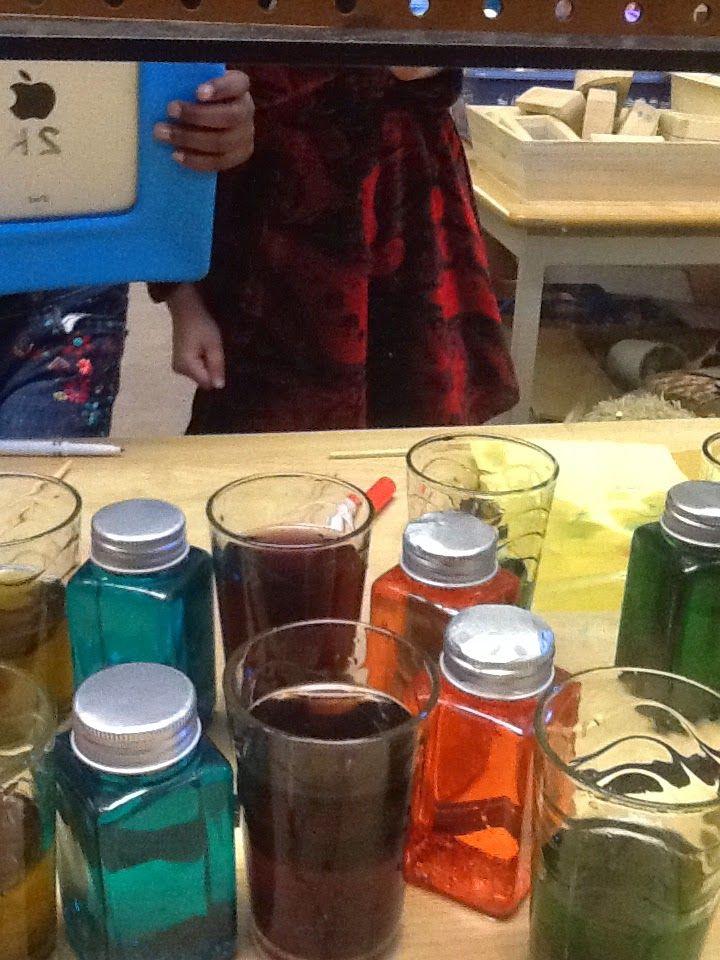 this kindergarten life: a lightbulb moment
