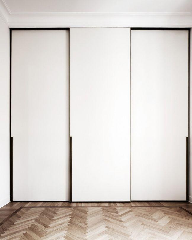 17 best ideas about sliding door handles on pinterest for Hidden sliding screen door