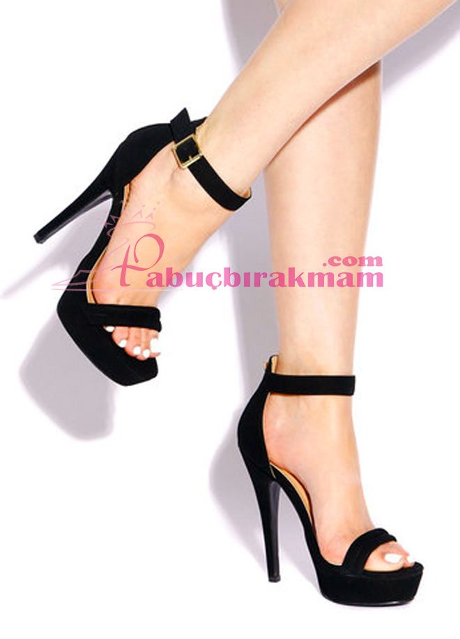 Platform. Bot. Dolgu Topuk Babet Sandalet Stiletto Sneakers