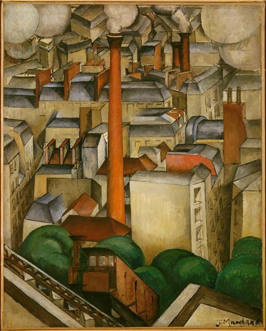 Jean Marchand   Funiculaire de Montmartre   Images d'Art