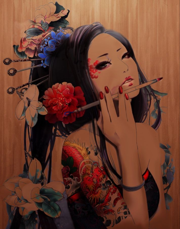 Art bdsm japanese