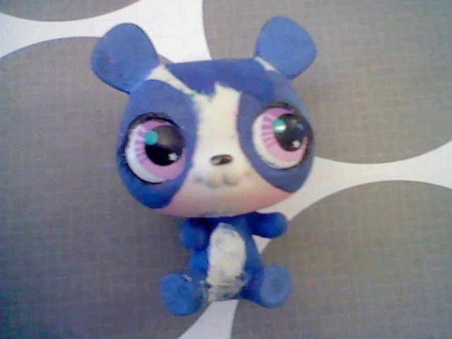 This is my custom of Penny Ling. Name: Blue Ling!!!!!