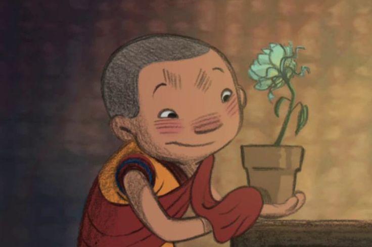 Apprendre à « lâcher prise » un film d'animation bienveillant pour embrasser la vie