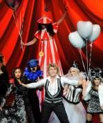 Koninklijk Theater Carré - Hans Klok: Awesome show, this summer in the best theater in the Netherlands: Carre in Amsterdam